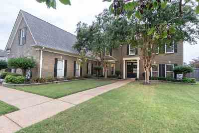 Collierville Single Family Home Contingent: 1275 Tuscumbia