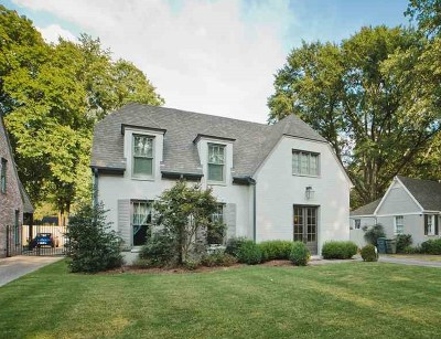 Memphis Single Family Home For Sale: 338 Lundee