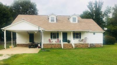 Collinwood TN Single Family Home For Sale: $249,900