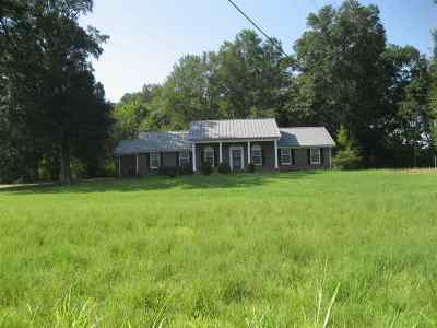 Adamsville Single Family Home For Sale: 1650 Hwy 64