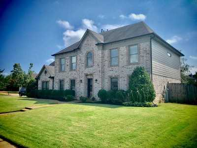Collierville Single Family Home For Sale: 1311 Hunters Mill