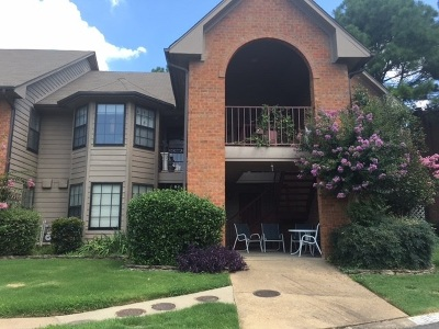 Memphis TN Condo/Townhouse For Sale: $57,000