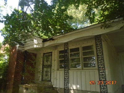 Memphis TN Single Family Home For Sale: $50,000