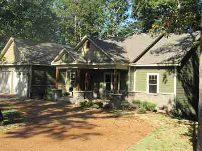 Counce Single Family Home For Sale: 30 Pawnee