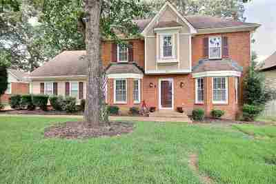 Collierville Single Family Home For Sale: 691 Royal Forest