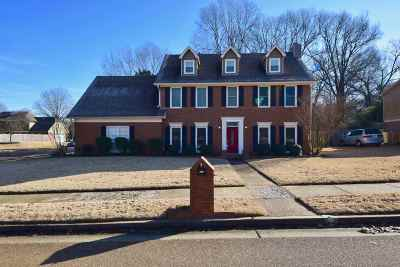 Collierville Single Family Home For Sale: 934 Heather Lake
