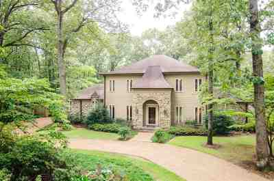 Memphis Single Family Home For Sale: 2351 Kirby