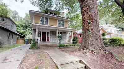 Memphis TN Single Family Home For Sale: $238,900