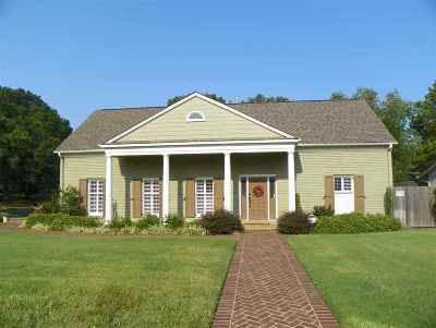 Memphis Single Family Home For Sale: 775 S Yates