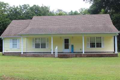 Ripley Single Family Home For Sale: 638 Caldwell