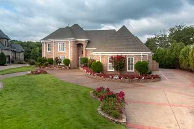 Lakeland Single Family Home For Sale: 3919 Forest Pointe