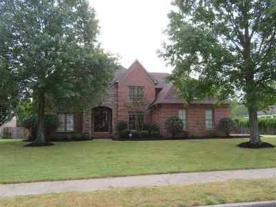 Collierville Single Family Home For Sale: 1810 Elk River