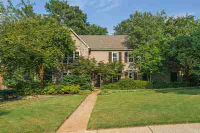 Germantown Single Family Home Contingent: 2478 Dogwood Trail