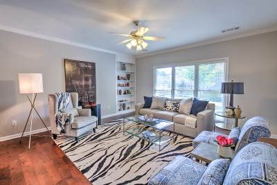 Collierville Single Family Home Contingent: 1558 Grafton