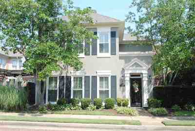 Collierville Single Family Home For Sale: 1776 Yancey