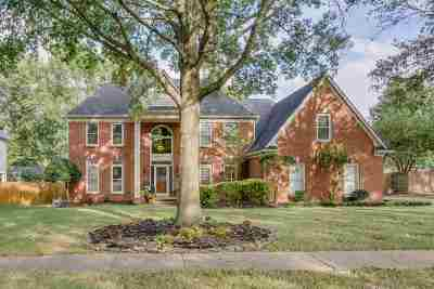 Collierville Single Family Home For Sale: 1164 Wincreek