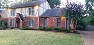 Germantown TN Single Family Home Contingent: $288,000