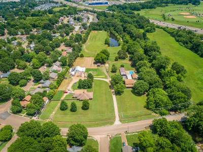 Memphis Residential Lots & Land For Sale: 2384 Pate