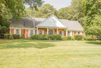 Memphis Single Family Home For Sale: 489 S Goodlett