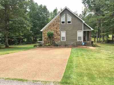 Counce Single Family Home For Sale: 105 Dunhill