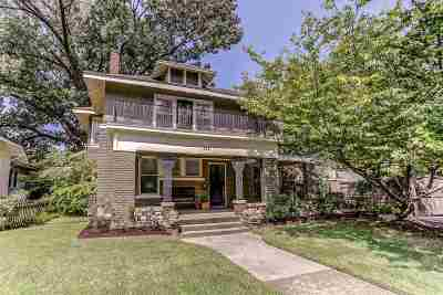Central Gardens Single Family Home Contingent: 535 Lemaster