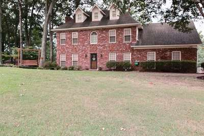 Collierville Single Family Home For Sale: 669 Gunnison
