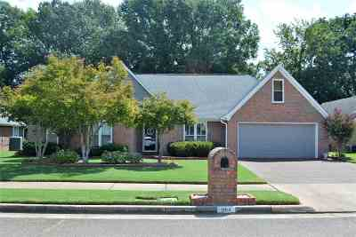 Collierville Single Family Home Contingent: 994 Sugar