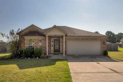 Munford Single Family Home For Sale: 62 Baltic