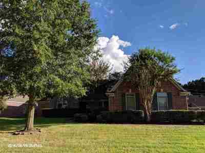 Bartlett Single Family Home For Sale: 7973 Stembridge