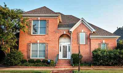 Germantown Single Family Home For Sale: 8475 Allenby Lakes