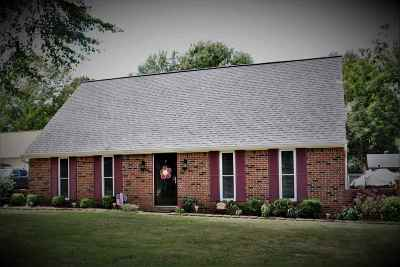 Collierville Single Family Home For Sale: 757 Joe