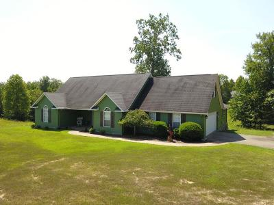 Counce Single Family Home For Sale: 40 Restful