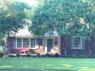 High Point Terrace Single Family Home For Sale: 3772 Shirlwood