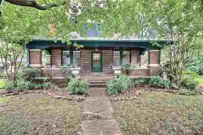 Collierville Single Family Home For Sale: 102 W Poplar