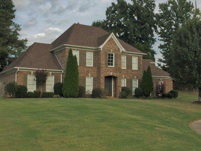 Bartlett Single Family Home For Sale: 4510 Sir Galahad