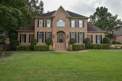 Collierville Single Family Home For Sale: 927 Oakmont Ridge