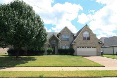 Bartlett Single Family Home For Sale: 4978 Crested Pine