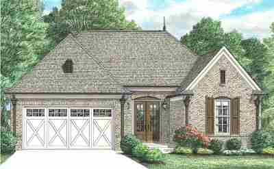 Olive Branch Single Family Home For Sale: 4295 Ridgemont