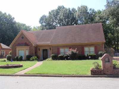 Memphis TN Single Family Home For Sale: $239,900