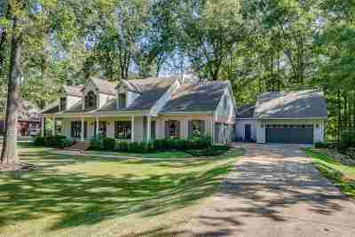 Byhalia Single Family Home For Sale: 28 Oak Grove