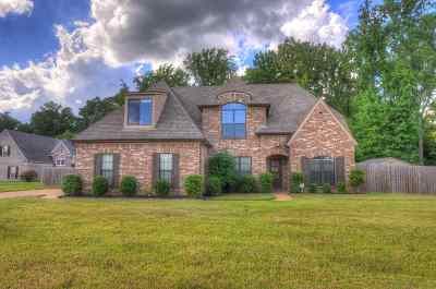 Bartlett Single Family Home Contingent: 5051 Forest Oasis