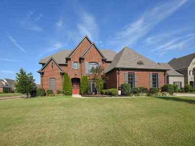 Collierville Single Family Home For Sale: 1707 Totty