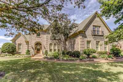 Collierville Single Family Home Contingent: 1085 Summer Springs