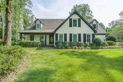 Byhalia Single Family Home For Sale: 54 Oak Grove
