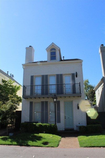 Memphis Single Family Home For Sale: 81 Island Crest