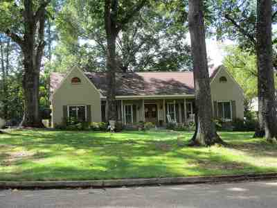 Germantown Single Family Home For Sale: 1465 Pecan Trees