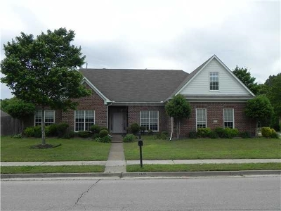 Collierville Rental For Rent: 1305 W Sweet Rain