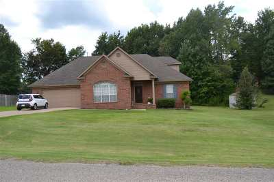 Atoka Single Family Home Contingent: 173 Timothy