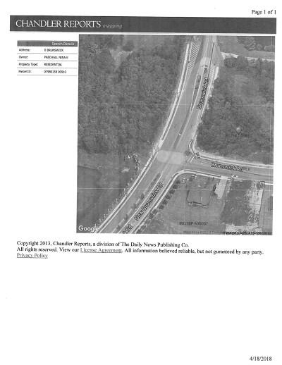 Bartlett Residential Lots & Land For Sale: Brunswick