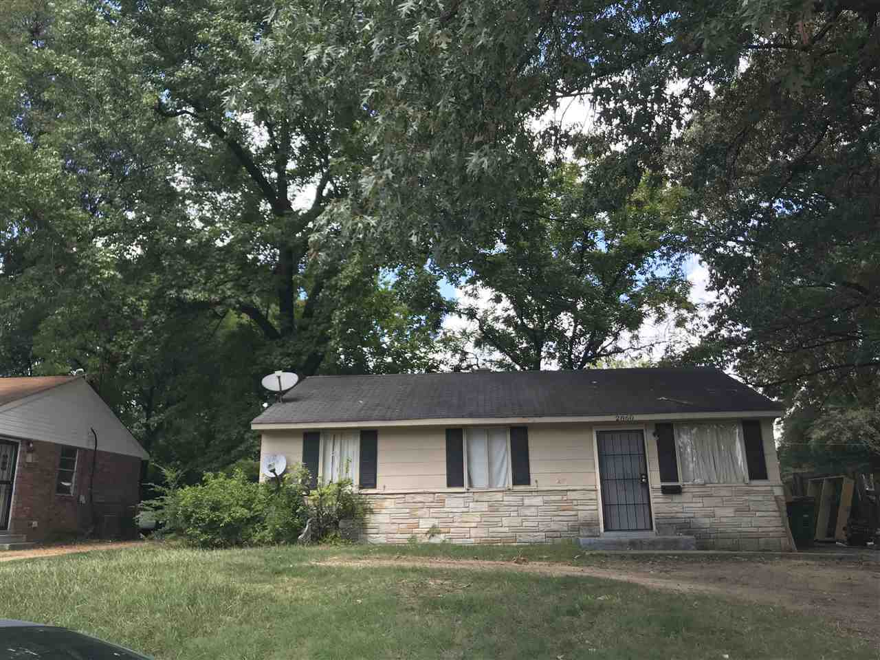 Awe Inspiring 3 Bed 1 Bath Home In Memphis For 24 000 Download Free Architecture Designs Ferenbritishbridgeorg